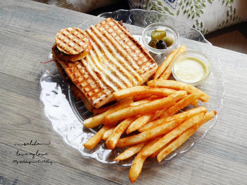 台北東門站好吃早午餐餐廳推薦brunchToasteria Cafe吐司利亞 (2)
