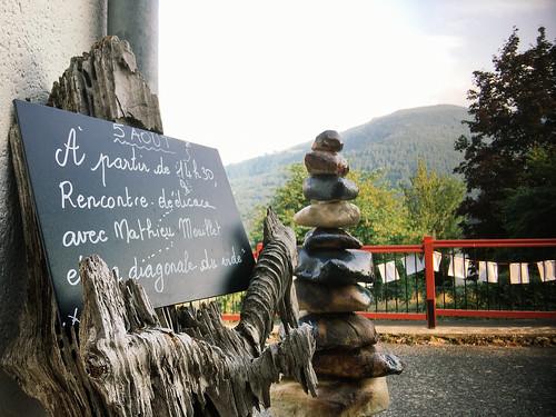 Road-trip en France - Rencontre autour de la diagonale du vide