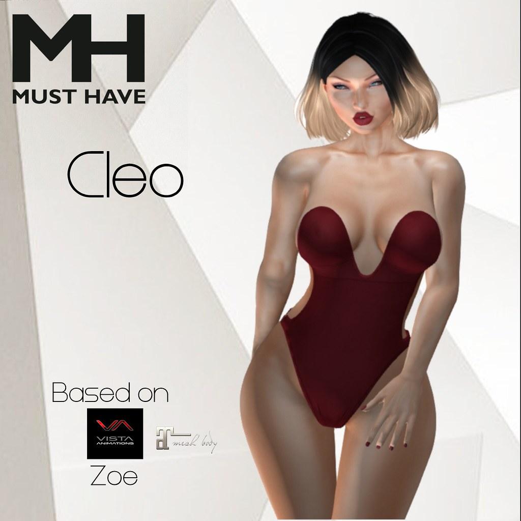 MUST HAVE - Cleo Shape (Zoe Vista) - TeleportHub.com Live!