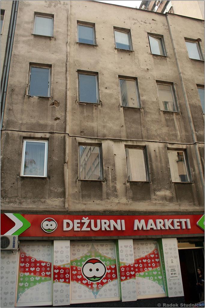 Ślady wojny na Bałkanach