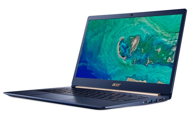 [IFA2018] Acer Swift 5 : Un 14 pouces parfum Whiskey Lake