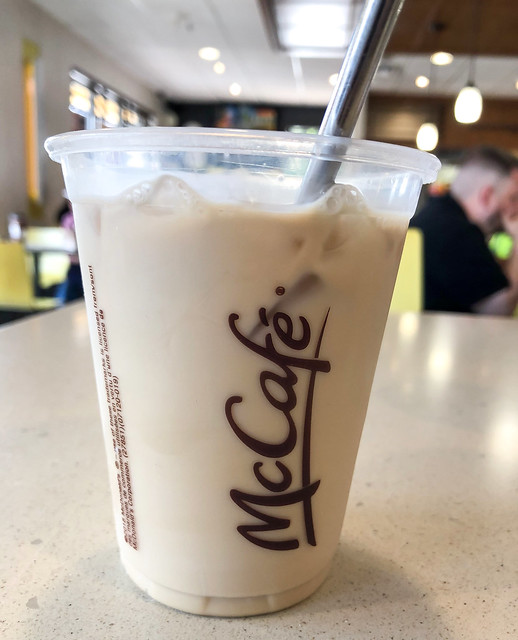 Foodie TV: Suzie The Foodie Spy's McDonald's DIY Iced Decaf Coffee