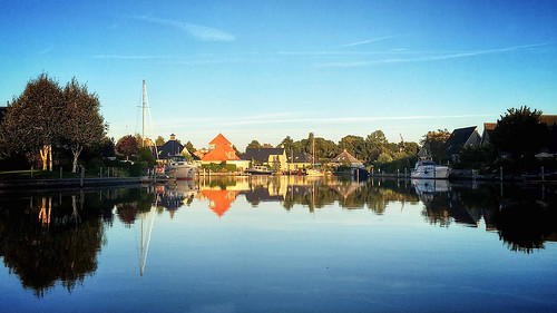 Reflections in Friesland