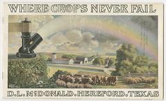 Where crops never fail