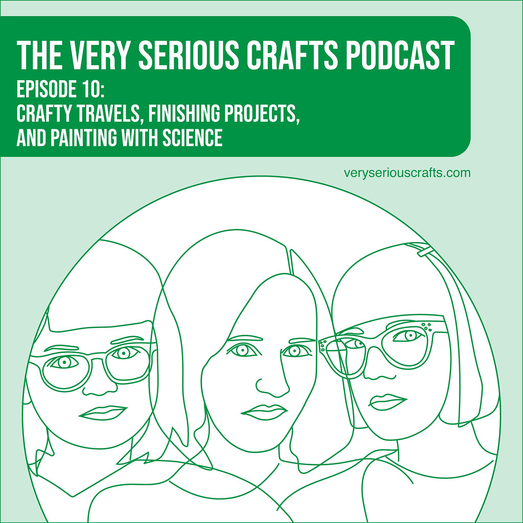 Very Serious Crafts S1E10