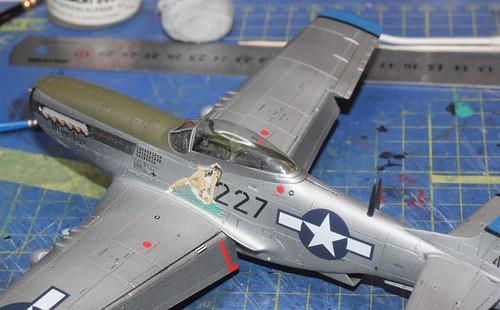N.A. P-51D Mustang, Airfix 1/48 - Sida 4 30562891678_bc4922083c