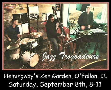 Jazz Troubadours 9-8-18
