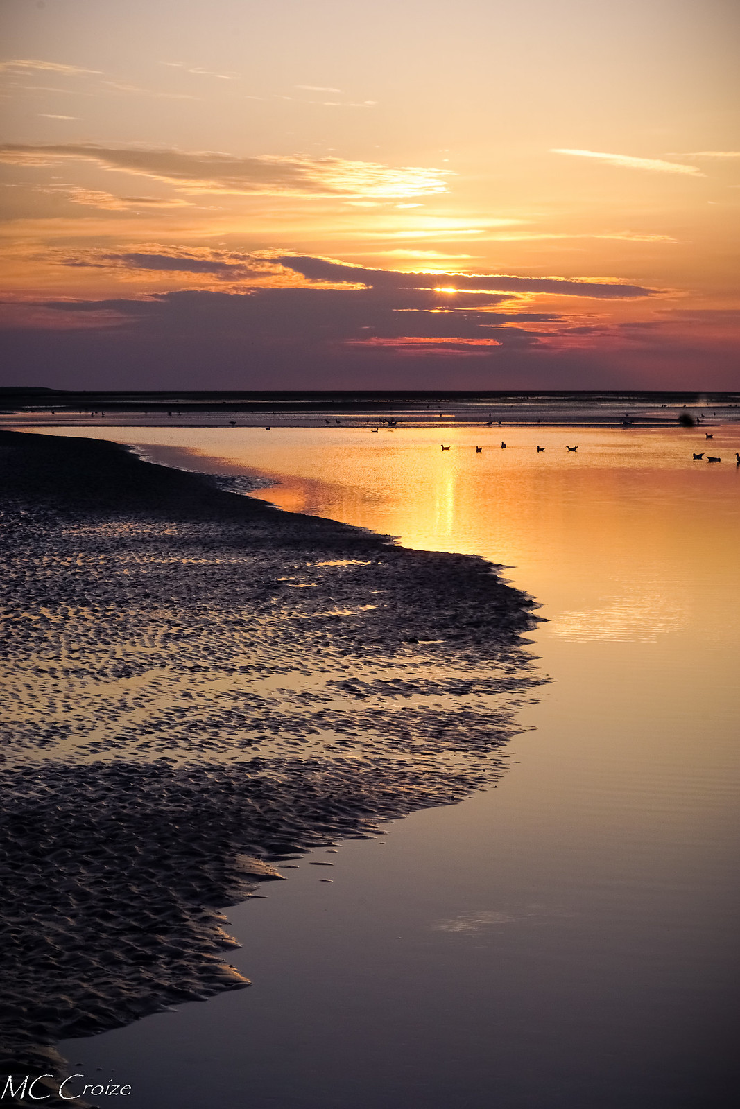 Sunset en baie de somme 30700792138_b5f5a67287_h