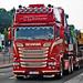 Scania R 580 V8 Euro 6 - 1-RHZ-616 - Belgium