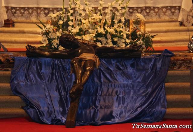 Exaltación a la Cruz Cristo Negro