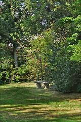 La tombe de Louise de Vilmorin (Verrières-le-Buisson)