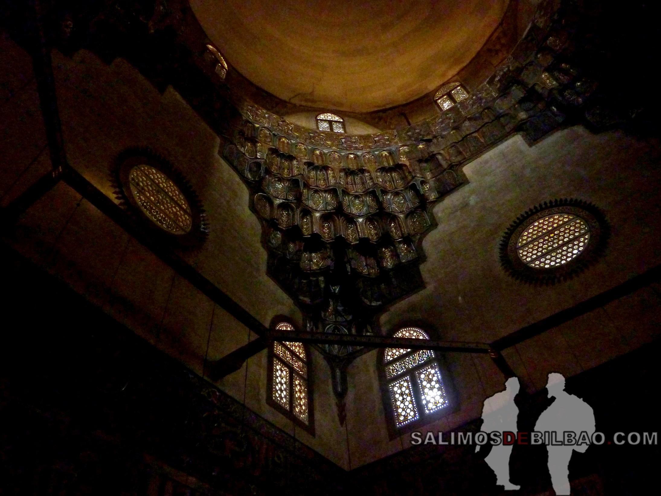 0029. Mezquita y Madraza de Sultan Hasan, Cairo