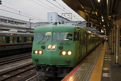 117 series EMU