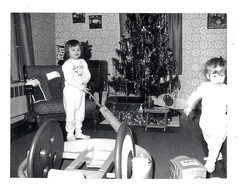 Wanda and Susan Terral 12-25-1969