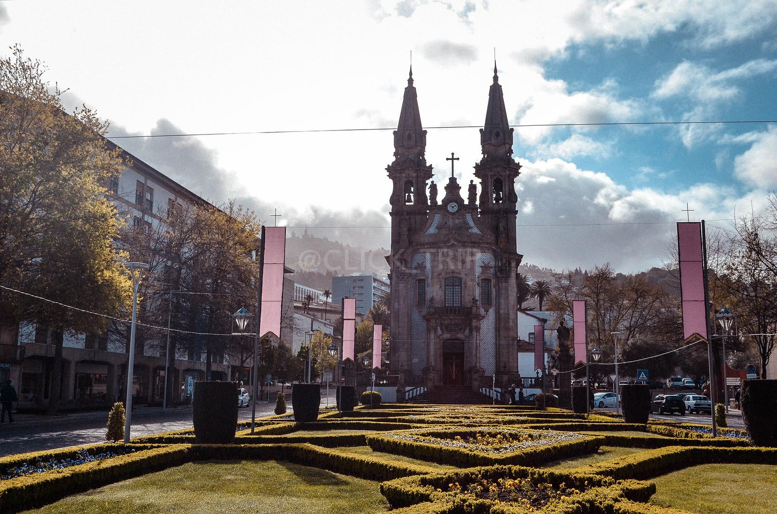 · Qué ver en Guimaraes en un día · Iglesia de Sao Gualter ·