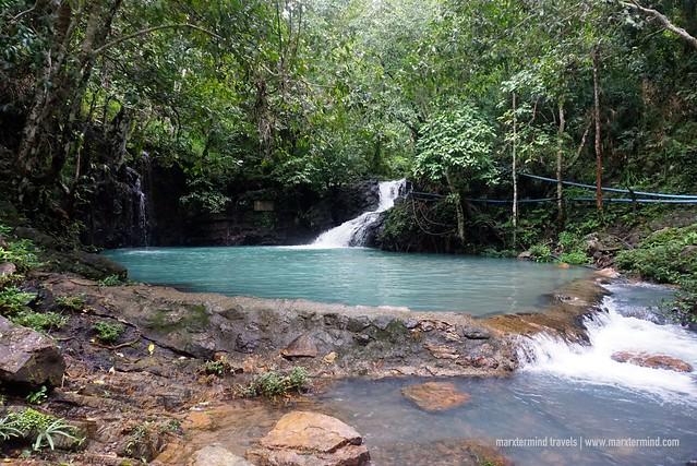 Concepcion Falls Busuanga Palawan
