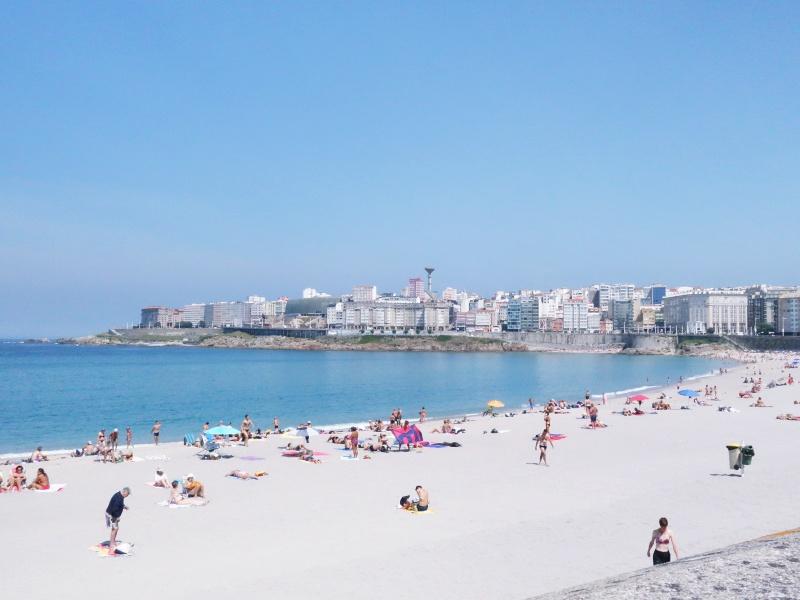 La Coruna beaches