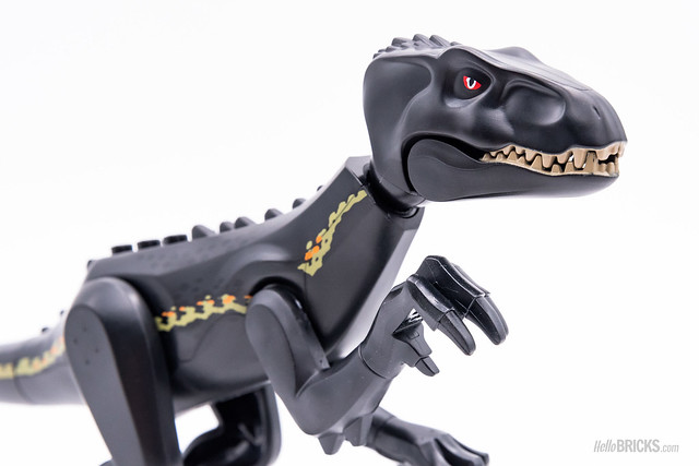 REVIEW LEGO 75930 Indoraptor Rampage