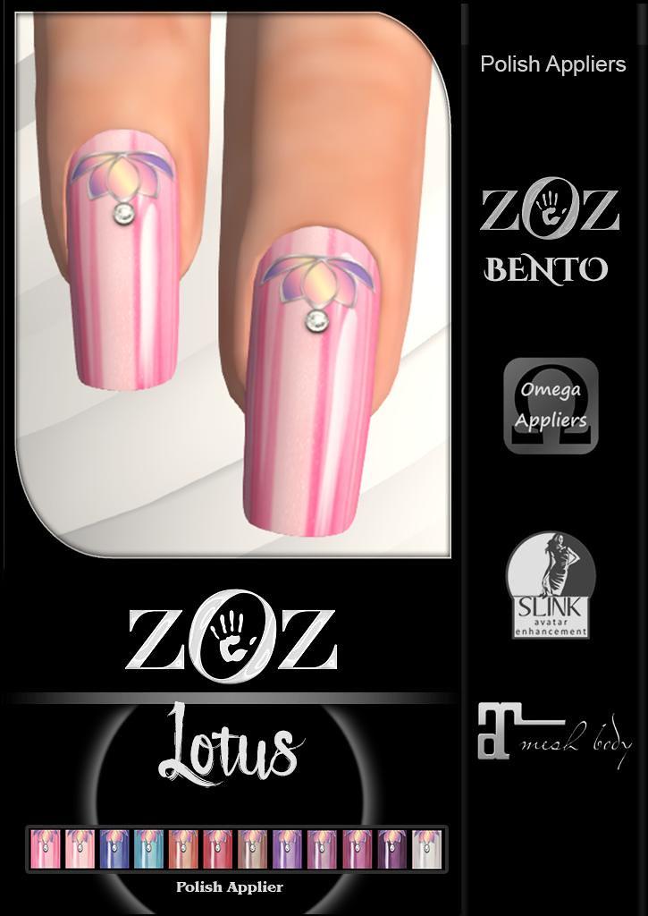 {ZOZ} Lotus pix L - TeleportHub.com Live!