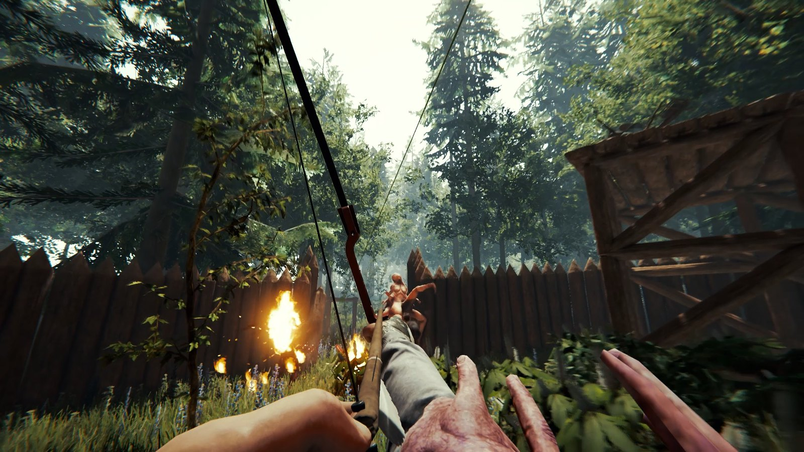 Acclaimed open-world survival game The Forest has a PS4