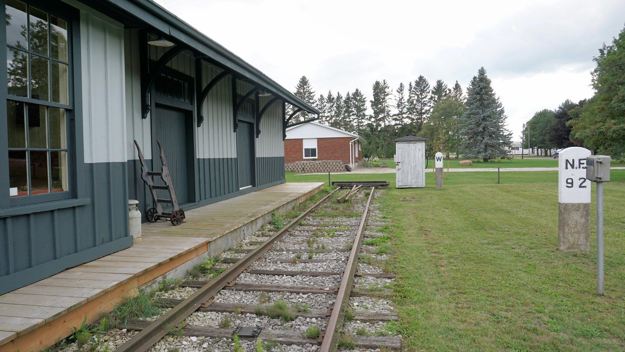 Tracks&Platform