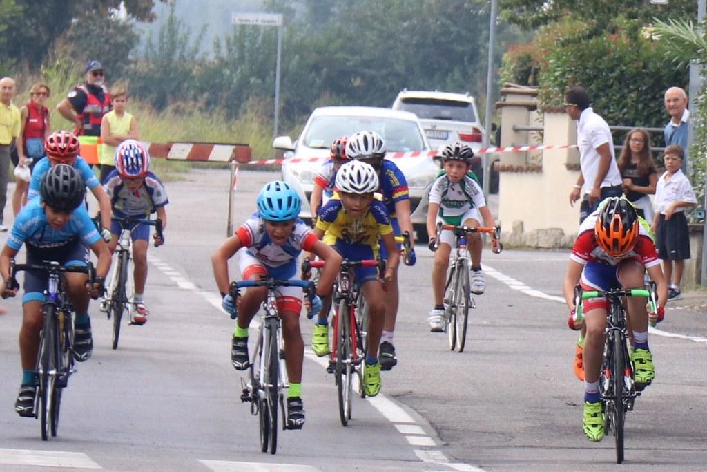 Uc Sangiulianese - Le gare di Luglio e Agosto 2018