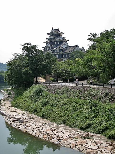 2007-07-19, Japan, Okayama Castle, Canon POWERSHOT A640