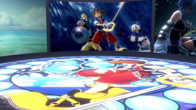 Free Kingdom Hearts VR Experience Coming to PS VR This