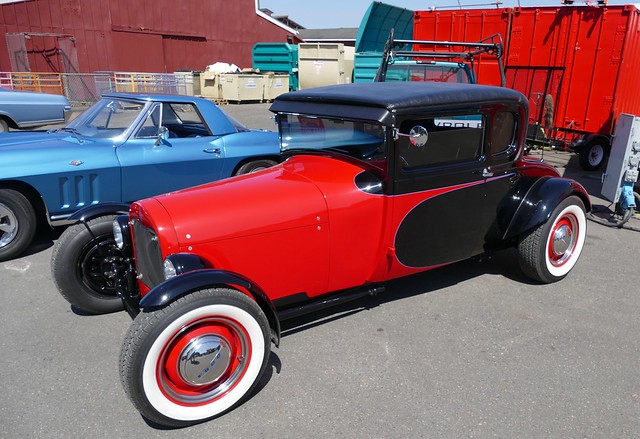 1929 Ford HotRod