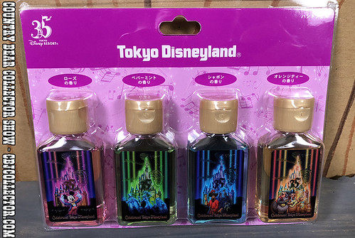 2018 Celebrate Tokyo Disneyland Hand Sanitizer - Country Bear Collector Show #169