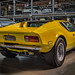 DE TOMASO PANTERA - rear view