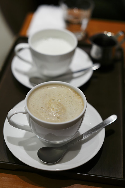 Golden Sesame milk coffee  金芝麻MILK珈琲