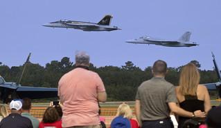 2018 NAS  Oceana Air Show Virginia Beach Va.