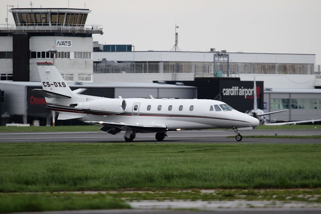 Cessna 560 Citation XLS CS-DXS