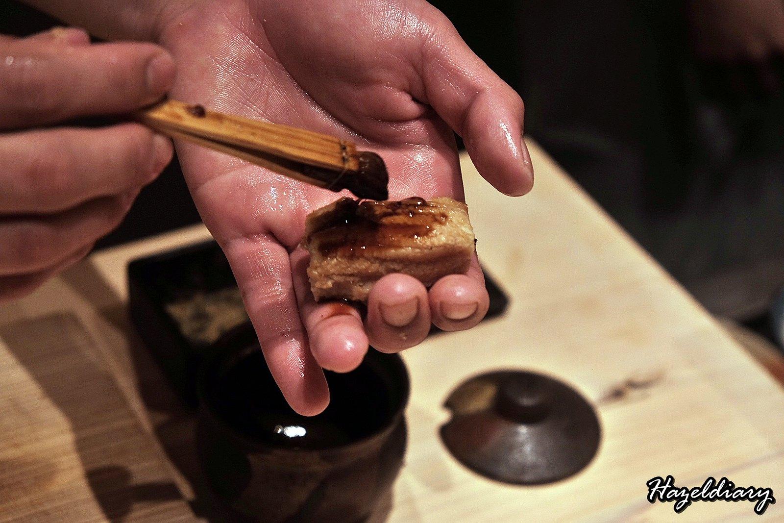 Sushi Chiharu by Tamaya Dining-Edomae Sushi-Anago Nigiri-1