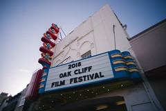 Oak Cliff Film Festival 2018