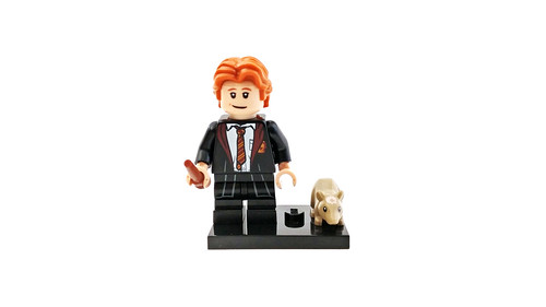 LEGO Harry Potter and Fantastic Beasts Collectible Minifigures (71022) - Ron Weasley