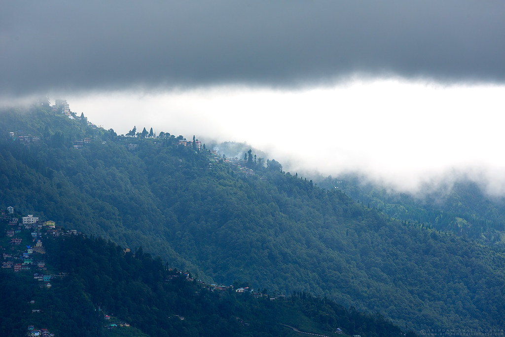 Darjeeling in Monsoon