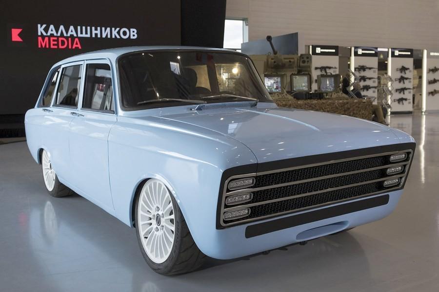 калашников ЦВ-11
