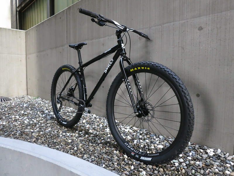 SURLY Karate Monkey BK 29er 10S 2