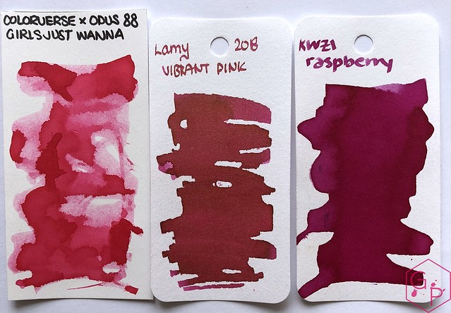 Colorverse x Opus88 Girl Just Wanna Ink Review @Opus88Writing @PenChalet 8