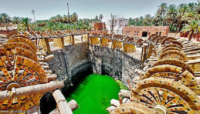 4635 6 Facts about Haddaj well in Saudi Arabia - mentioned in Bible 02