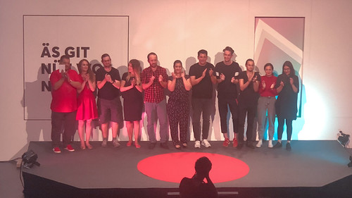 TEDx Bern 2018 | by MarkusBaumgartner