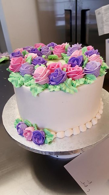 Cake from Delectables By Danette