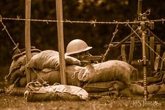 Lacock at War