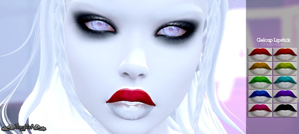 ~SongBird~ Gel Cap Lipstick - TeleportHub.com Live!