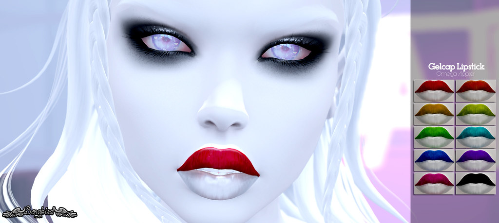 ~SongBird~ Gel Cap Lipstick