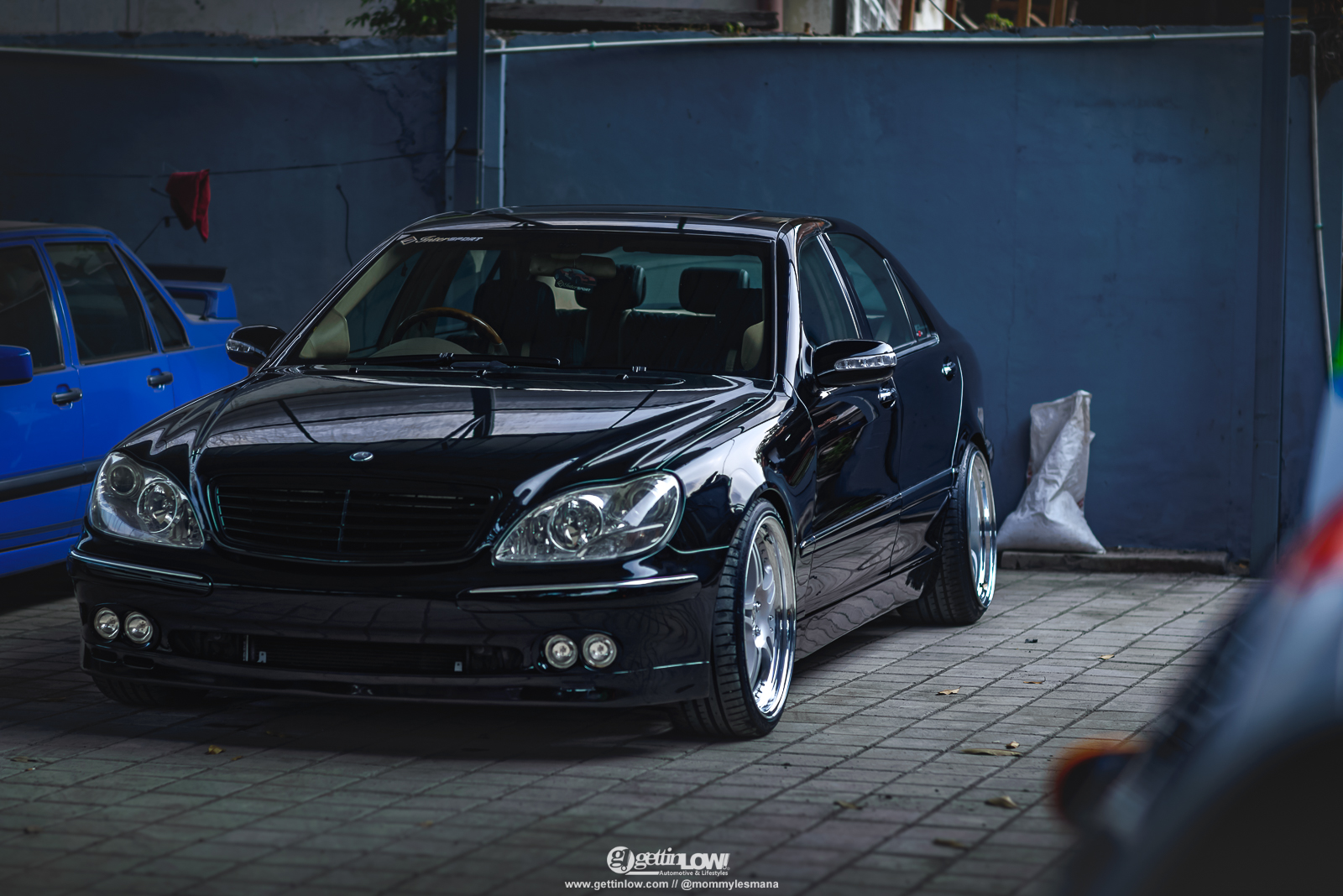 MB S Class Intersport Iconic Car