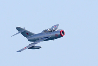 Russian MIG 15 - Bournemouth 2018 | by Mike.Pursey
