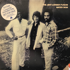 THE JEFF LORBER FUSION:WATER SIGN(JACKET A)